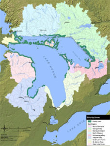 Lake Huron and Georgian Bay maps