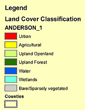Lake Huron Basic Land Cover